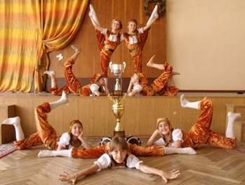 Студия эстрадного танца «Импульс»