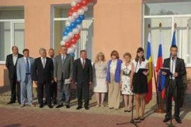 2 сентября 2013 года открыто основное здание лицея №14 «Экономический».